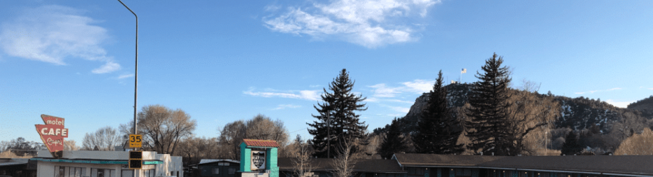 Valentine's Day Weekend Destination: Raton, New Mexico, Raton Pass Motor Inn